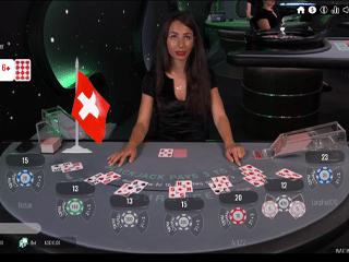 Schweizer Blackjack Casino mit Live Dealer