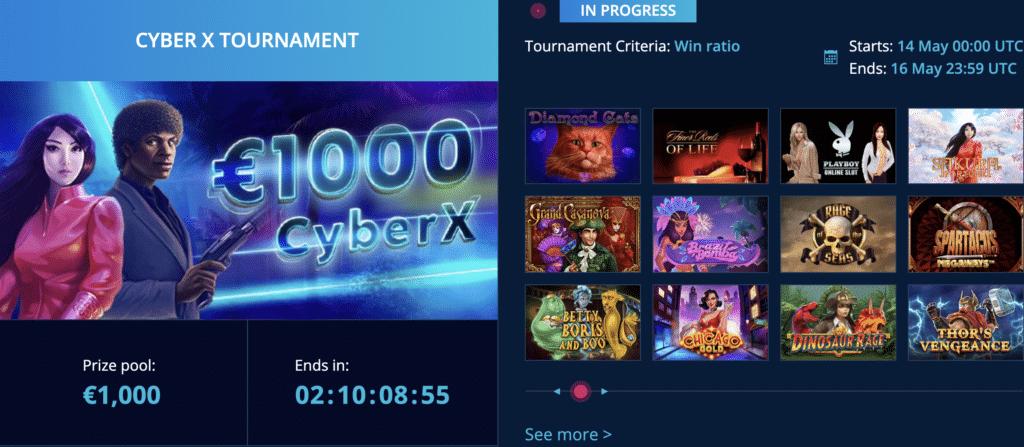 Mr Bit ist ein Online-Casino